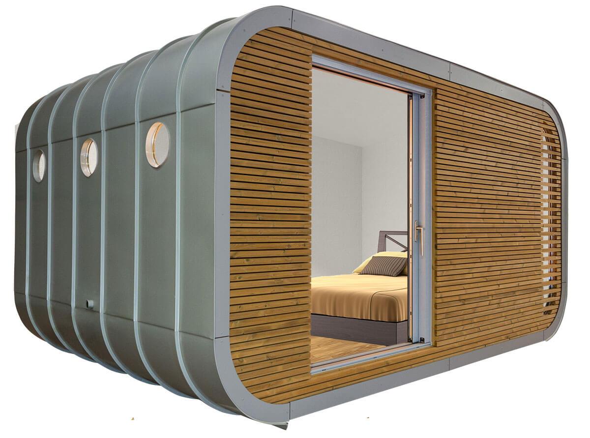 Une extension pour une chambre