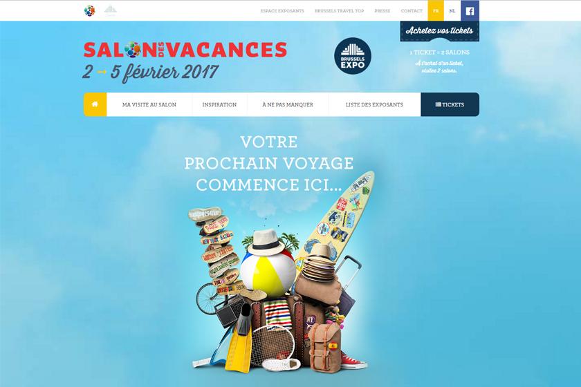 View Larger Image Salon Des Vacances