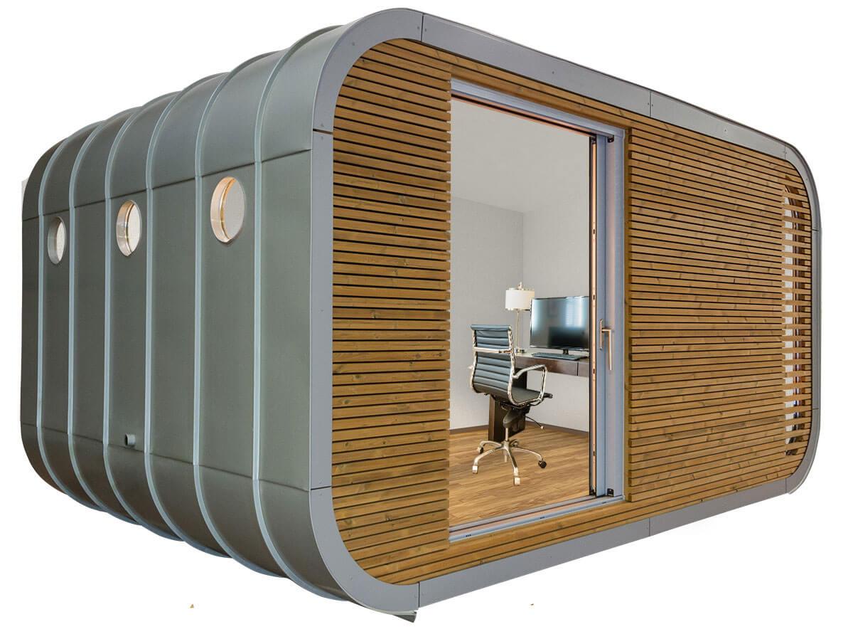 Une extension pour un bureau